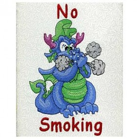 TT213 – No Smoking Dragon