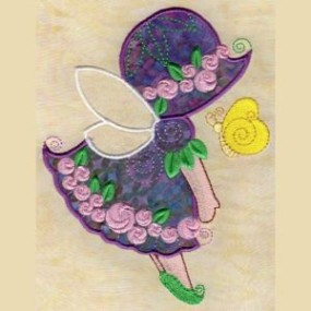 TT638_Sunbonnet Forest Fairy